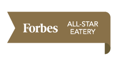 Forbes all-star eatery banner