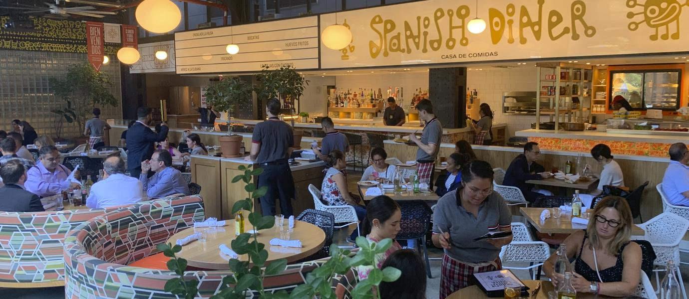 Spanish Diner