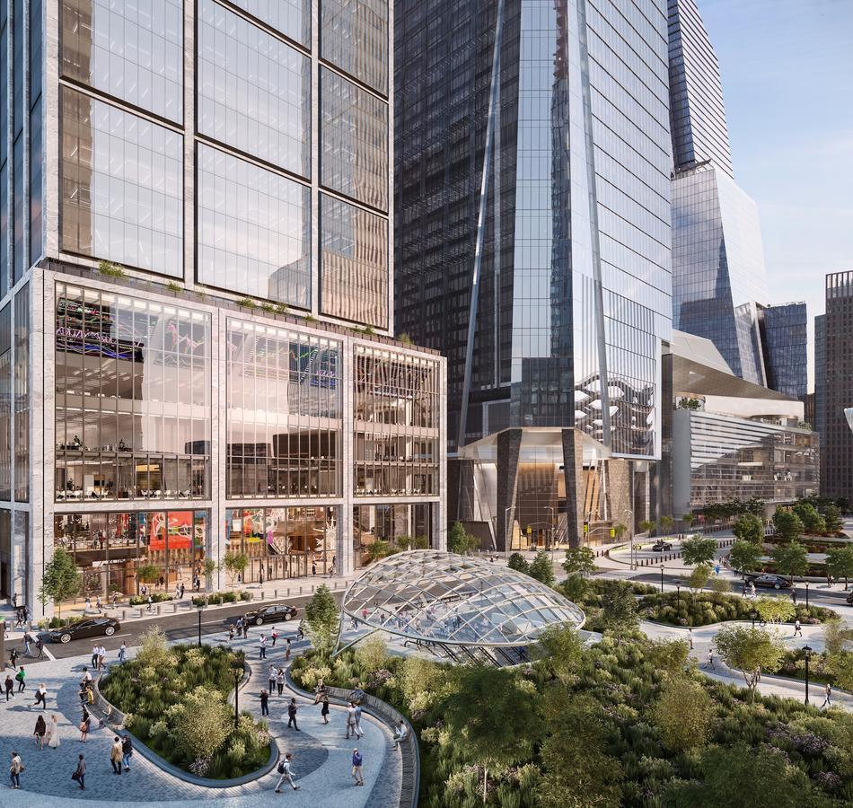New City Ny Rentals: 50 Hudson Yards