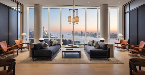 15 Hudson Yards Interior