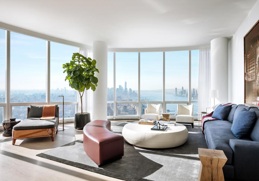 15 Hudson Yards Great Room